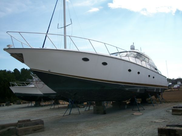 65′ Fountain Sport  Yacht for Sale…Preowned one owner